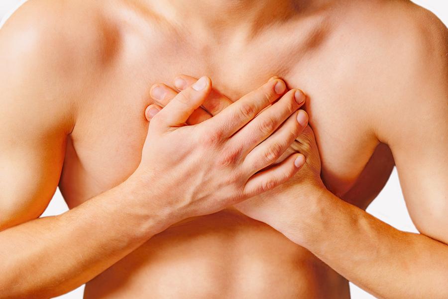 Rak piersi u mężczyzn